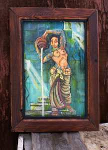 Indigence Water Bearer 1st