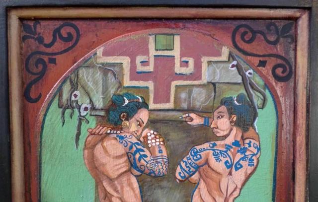 Las Quatas Painting